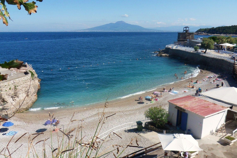 The Beach in Marina Puolo