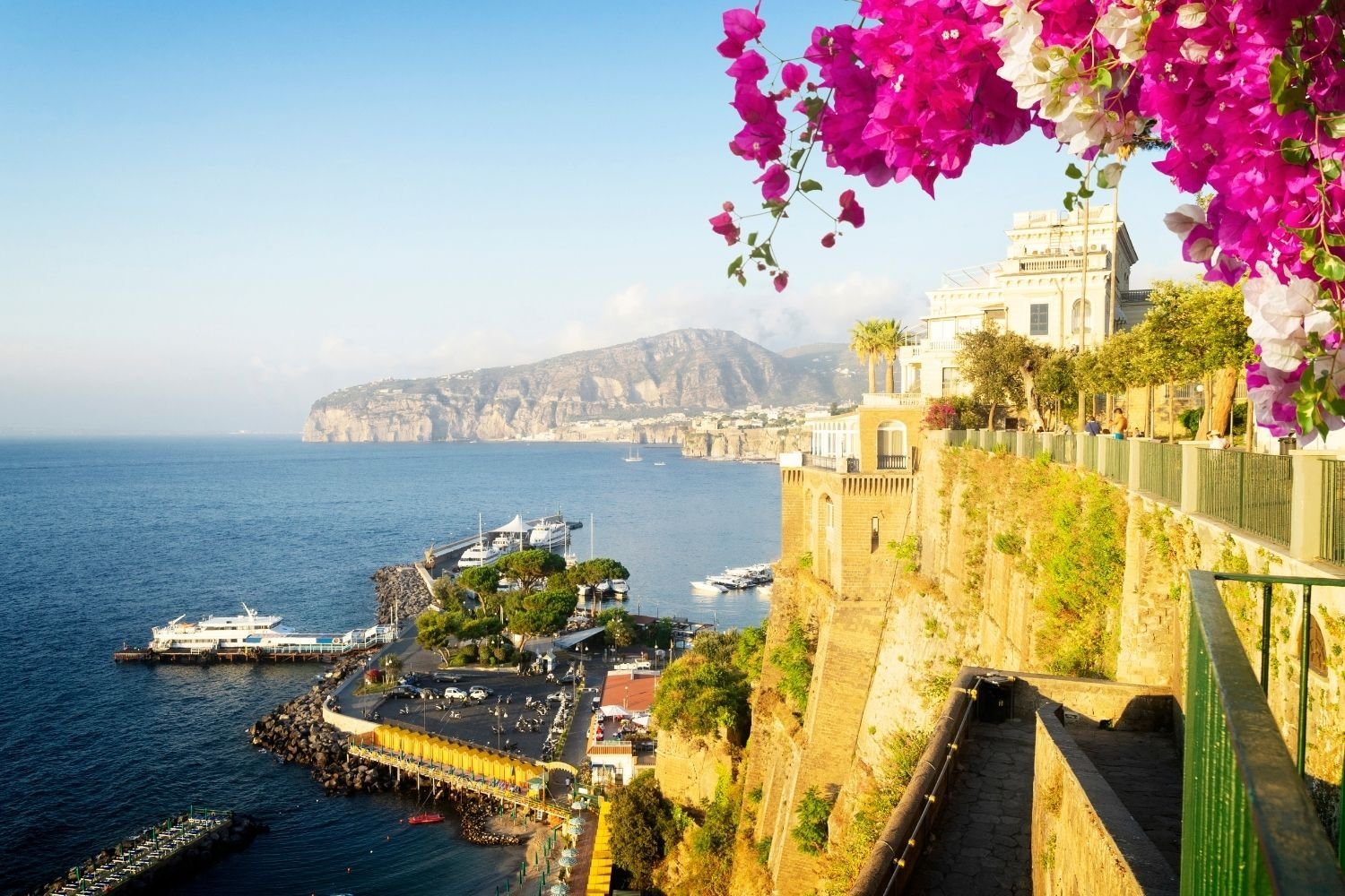 Sunset in Sorrento - Things To Do in Sorrento