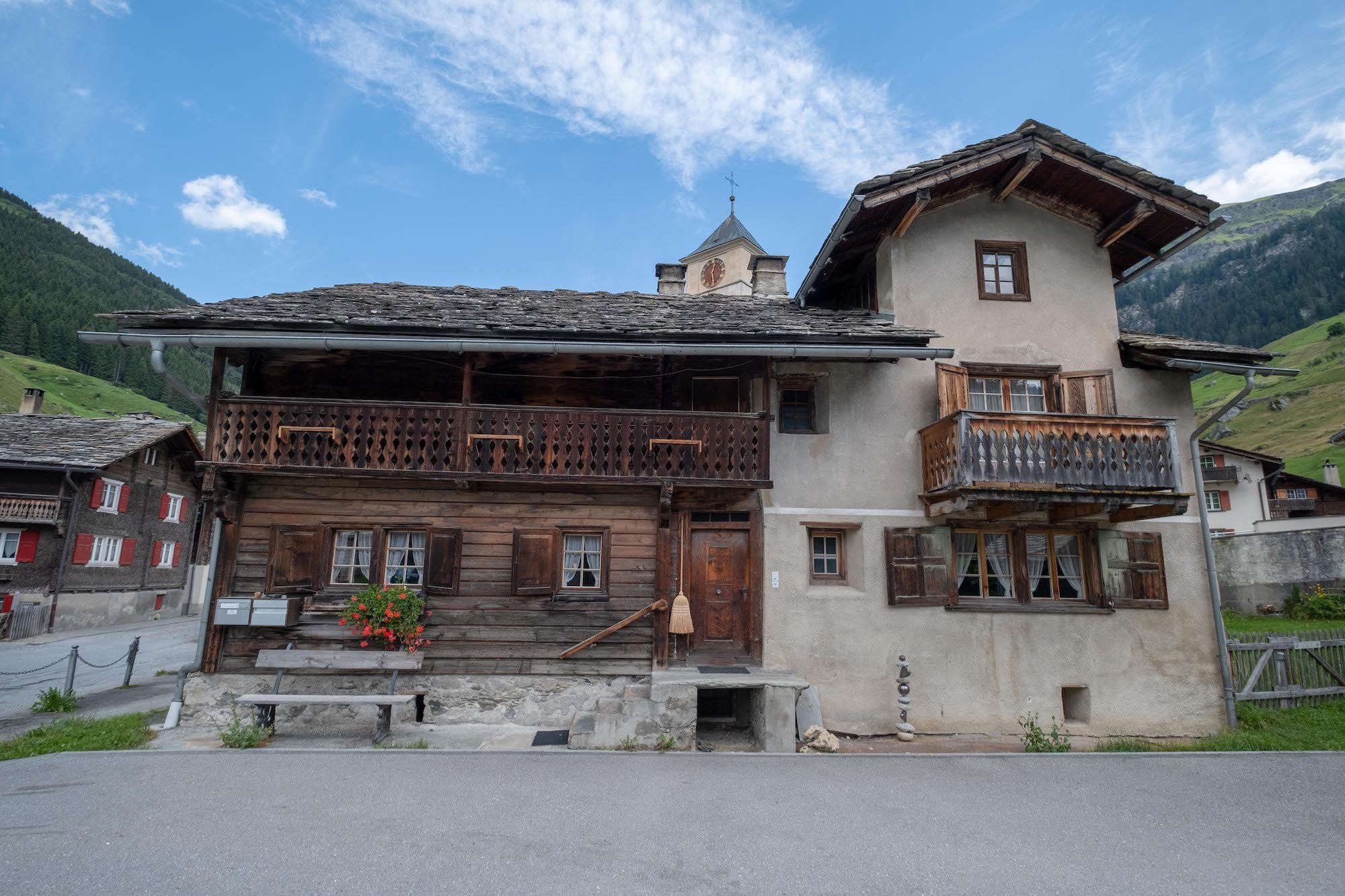 Village of Vals