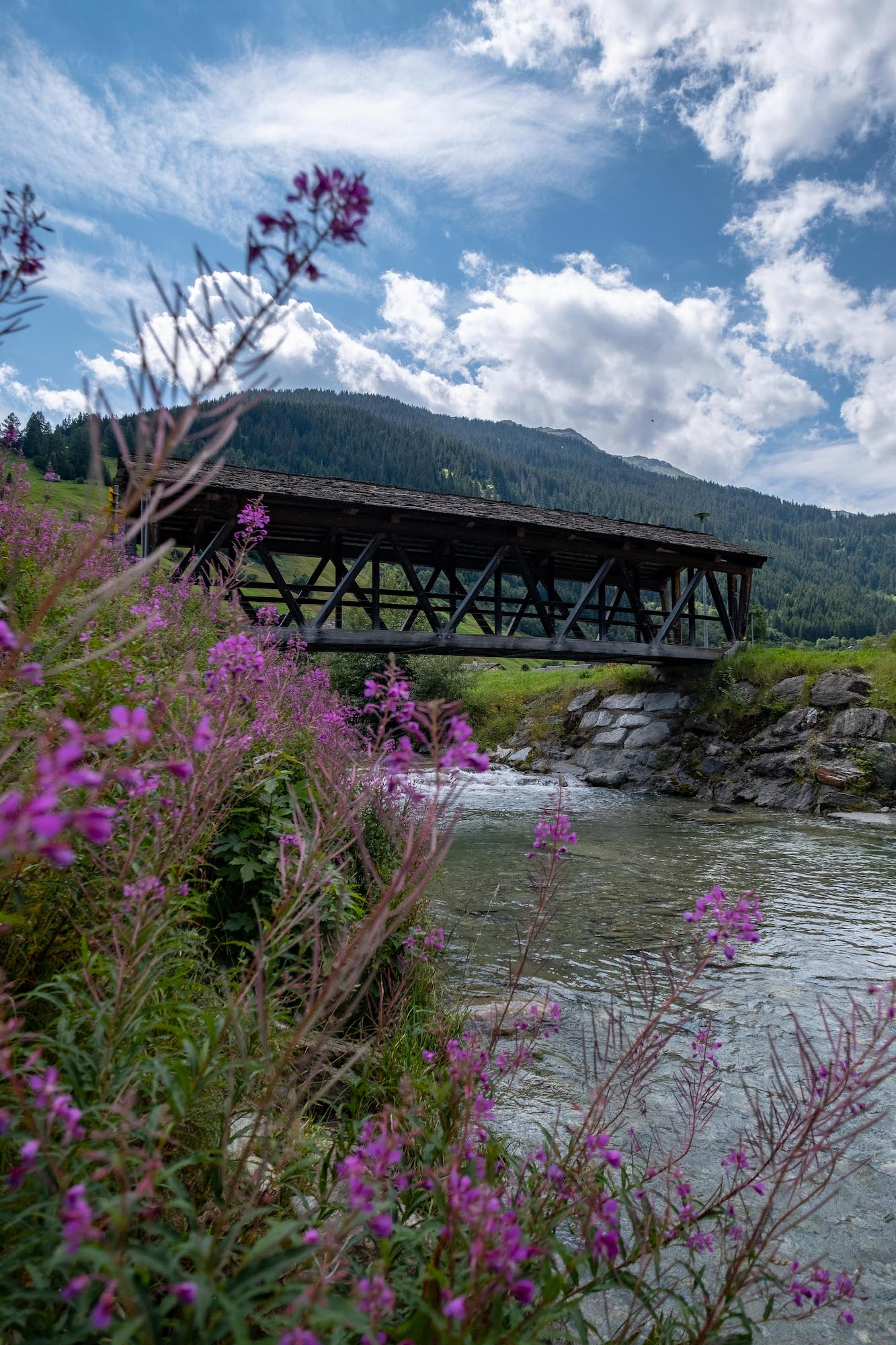 Bridge in Vals