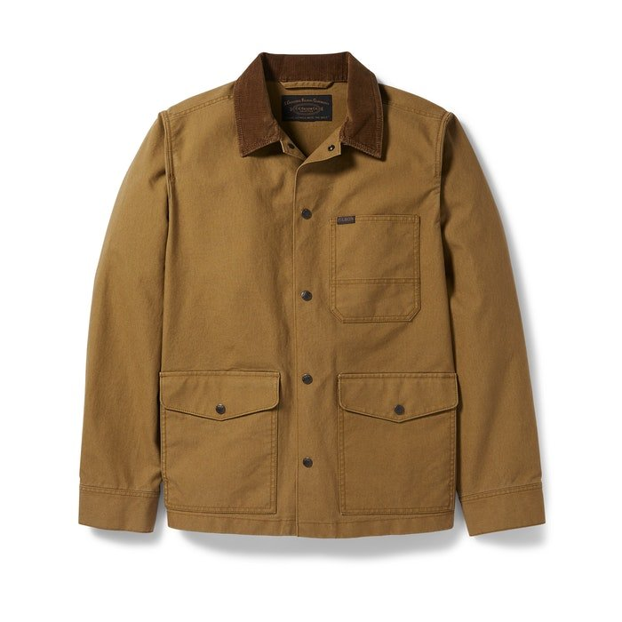 Filson Tin Cloth Ranch Jacket