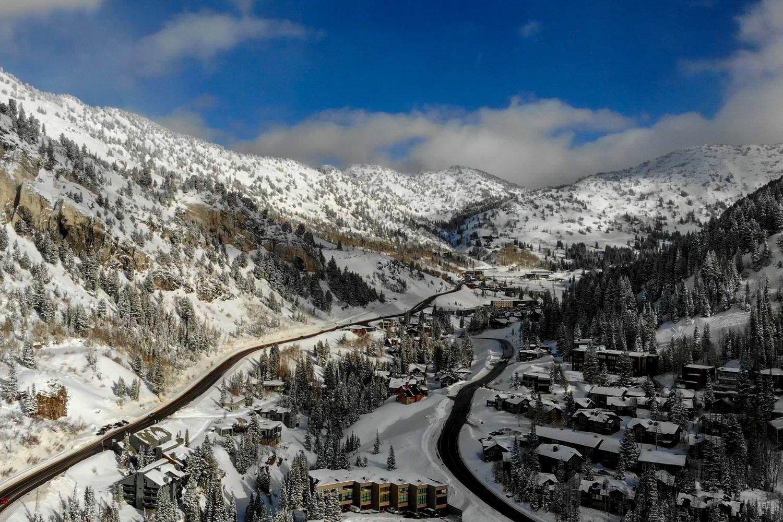 Little Cottonwood Canyon Salt Lake City Ski Resorts