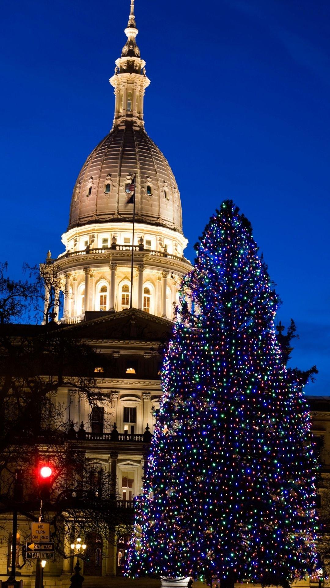 Christmas in Michigan
